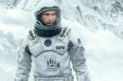 Custom Made Astronaut Costume (Cooper) by Mary Zophres (Costume Designer) in Interstellar