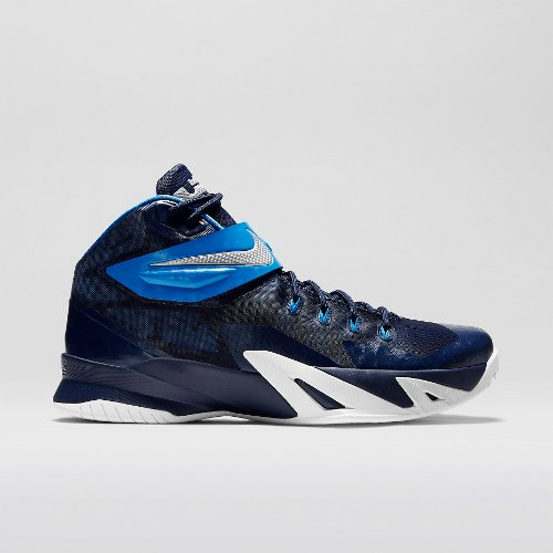 Zoom LeBron Soldier 8 Shoes by Nike in Get Hard