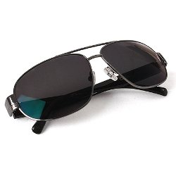 Aviator Sunglasses by Cole Haan in Drive