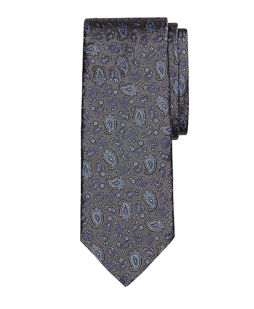 Paisley Tie by Brooks Brothers in Brooklyn Nine-Nine - Season 3 Episode 8