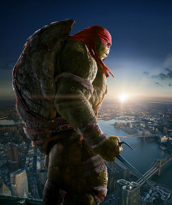 Raphael by I. Javier Ameijeiras (Concept Illustrator) in Teenage Mutant Ninja Turtles (2014)