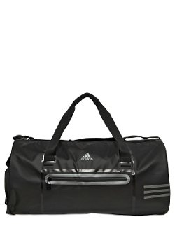 Water Repellent Coated Nylon Sport Bag by Adidas Performance in Begin Again