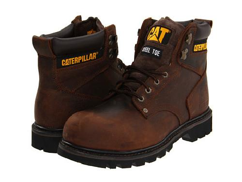 2nd Shift Steel Toe by Caterpillar in Sabotage