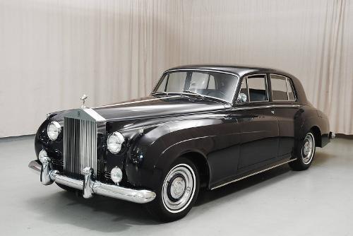 1960 Silver Cloud II Saloon by Rolls-Royce in Jersey Boys