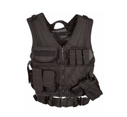 Assault Vest by NorthStar Tactical in The Fate of the Furious
