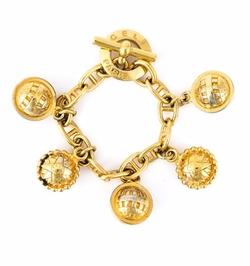 Dangle Charm Bracelet by Céline Vintage in Batman v Superman: Dawn of Justice