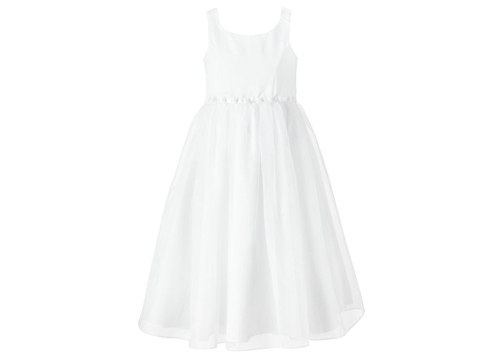 Girls Floral Trim Flower Girl Dress by Jayne Copeland in Sinister 2