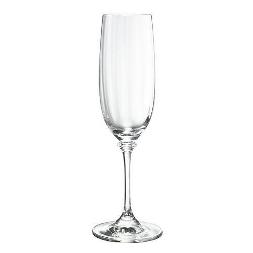 Champagne Flute Glass by Stephanie in Yves Saint Laurent