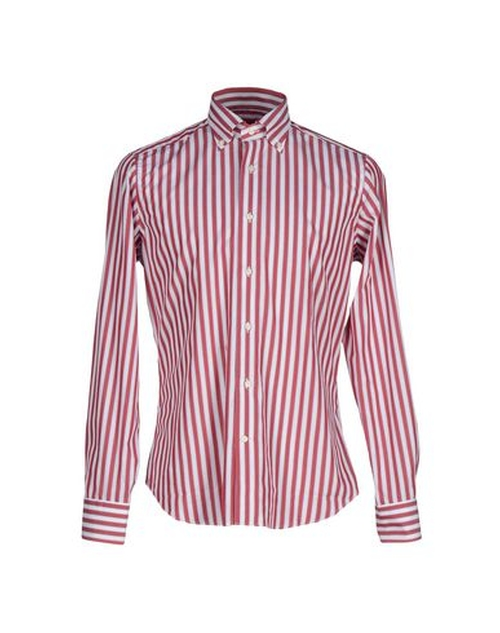 Stripe Shirt by Parklane in Austin Powers in Goldmember