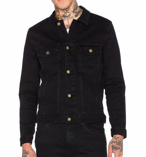 Denim Jacket by Rolla's in Sleepless