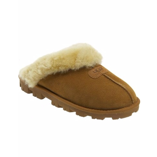 Genuine Shearling Slippers by UGG in Keeping Up With The Kardashians - Season 12 Episode 3