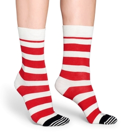 Stripe Sock by Happy Socks in Pitch Perfect 2