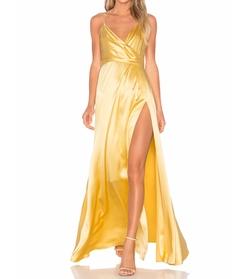 Wrap Gown by Jill Jill Stuart in The Nice Guys