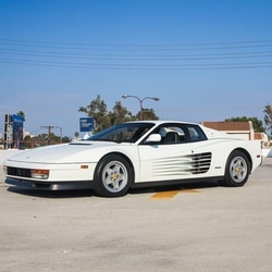 1991 Testarossa Coupe by Ferrari in Straight Outta Compton