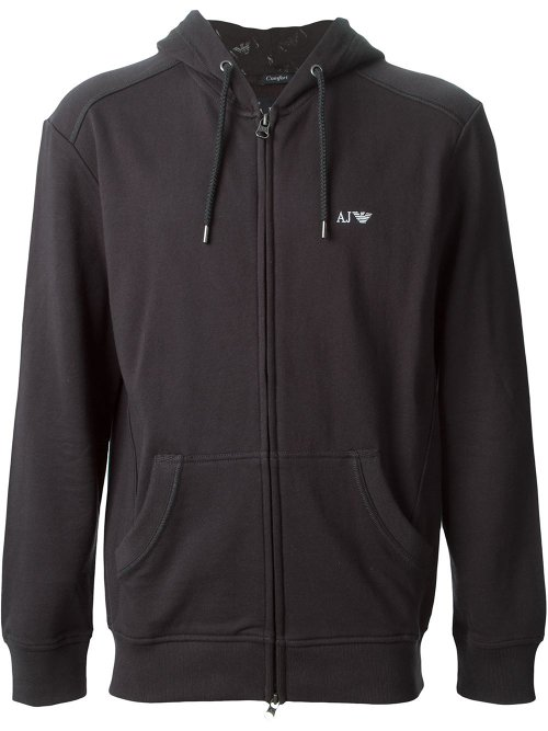 Hoodie Jacket by Armani Jeans in If I Stay