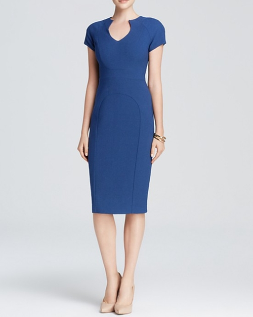 Gypsy Rose Sheath Dress by Black Halo in How To Get Away With Murder - Season 3 Episode 1