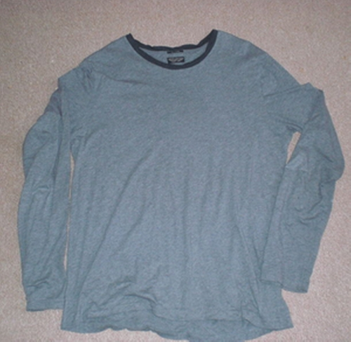 Shadow Long Sleeve Crew Neck Shirt by All Saints in Harry Potter and the Deathly Hallows: Part 2