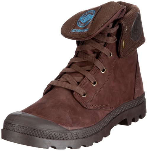 Men's Baggy Leather Gusset Boots by Palladium in Maze Runner: The Scorch Trials