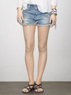 Keme Cutoff Boyfriend Short by Denim & Supply Ralph Lauren in The Other Woman