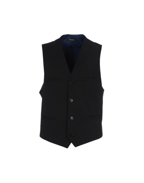 Single-Breasted Vest by Rice in Elementary - Season 4 Episode 8