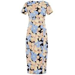 Silk Floral Sheath Dress by Suno in Pretty Little Liars