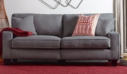 RTA Palisades Collection Sofa by Serta in Ted
