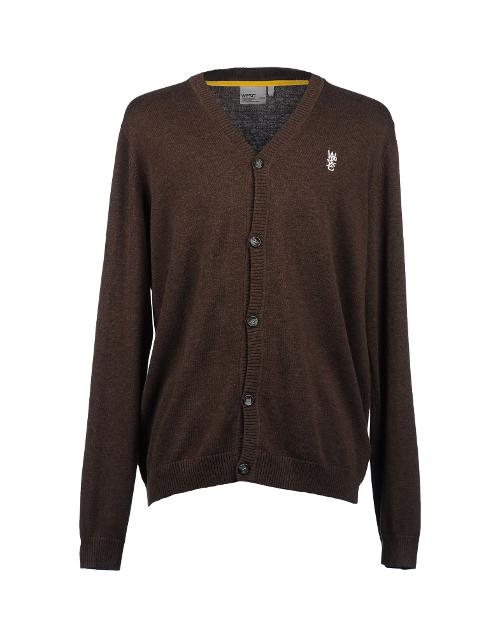 Cardigan by WESC in Jersey Boys