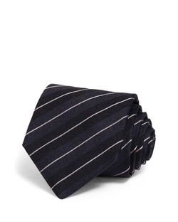Twisted Cable Stripe Classic Tie by John Varvatos Star USA in The Blacklist