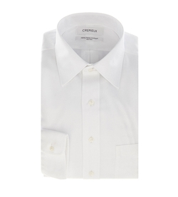 Spread-Collar Dress Shirt by Cremieux in Arrow