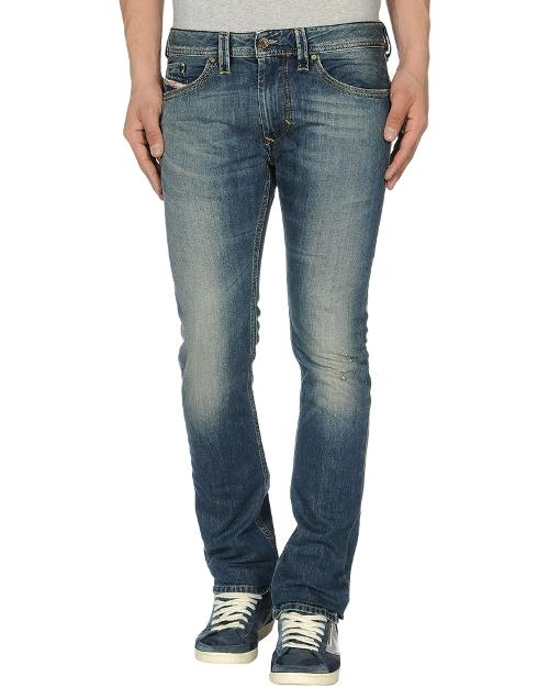 Denim pants by DIESEL in Transformers: Age of Extinction