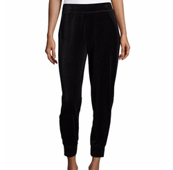 Simone Velour Jogger Pants by Elie Tahari in Marvel's Iron Fist