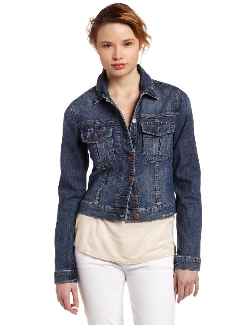 Denim Jacket by Kut from the Kloth in While We're Young