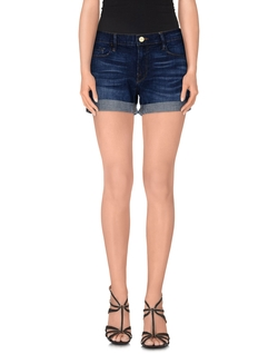 Denim Shorts by Frame in Speechless