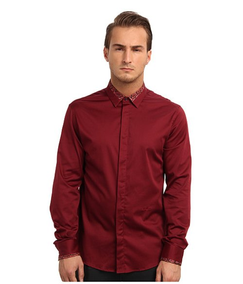 Long Sleeve Dress Shirt by Just Cavalli in John Wick