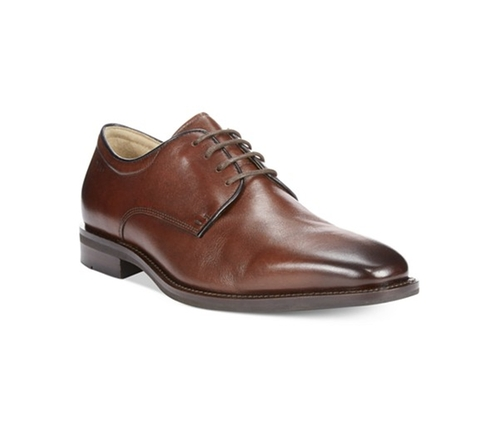 Classic Profile Oxford Shoes by Ecco Faro in The Man from U.N.C.L.E.