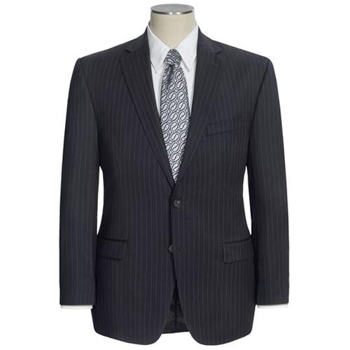 Stripe Suit by Ralph Lauren in The Judge