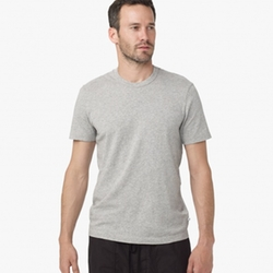 Short Sleeve Crew Neck Shirt by James Perse in Vacation