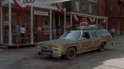 1979 LTD Country Squire 'Wagon Queen Family Truckster' by Ford in Vacation