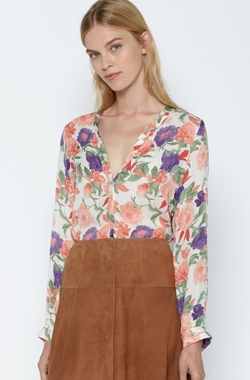 Devitiri Silk Blouse by Joie in The Big Bang Theory