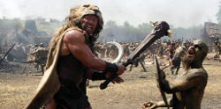Custom Made Hercules Club (Hercules) by Weta Workshop in Hercules