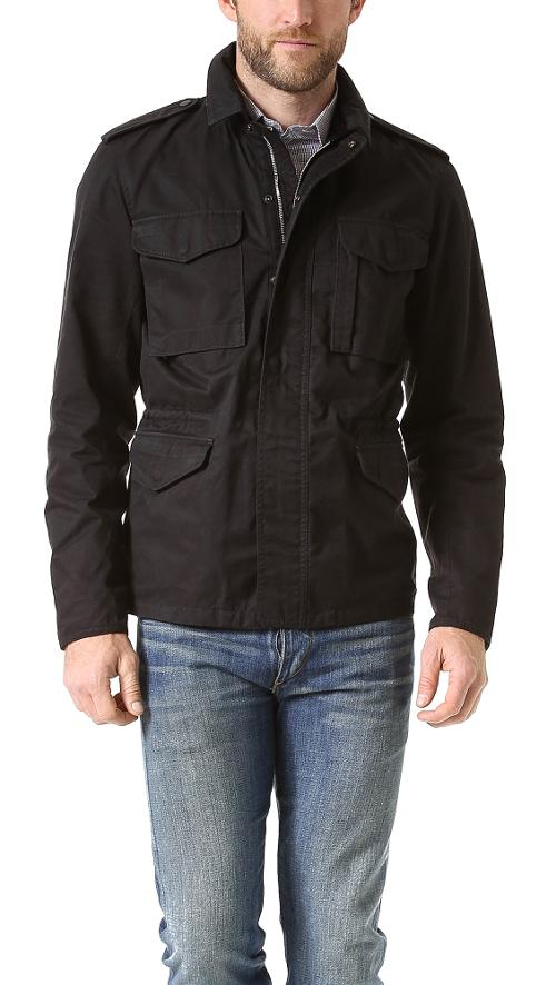 Delancey Field Jacket by Rag & Bone in Ride Along