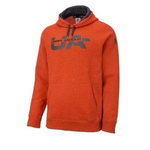 Rival Fleece Graphic Hoodie by Under Armour in The Ranch - Season 2 Episode 4