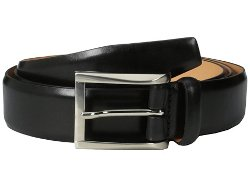 Broderick Leather Belt by Trafalgar in Hot Pursuit