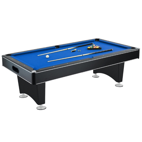 Hustler Pool Table by Hathaway in Self/Less