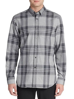 Everett Flannel Sportshirt by Belstaff in Modern Family