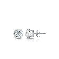 Men's Stud Earrings by Diamond Wish in Ride Along 2
