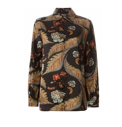Floral Print Shirt by Dsquared2 in Billions