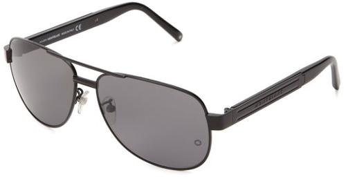 Aviator Polarized Sunglasses by Montblanc in The Expendables 3