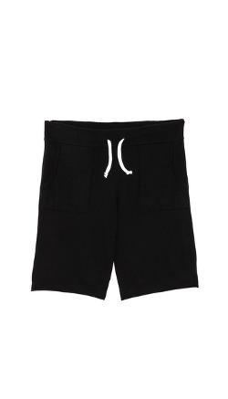 Knit Sweatshorts by Lot78 in Ride Along
