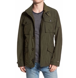 John Rich Field Jacket by Woolrich in The Fate of the Furious